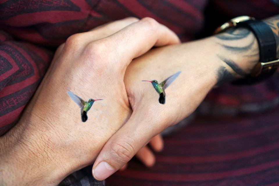Parejas Tatuadas Tatuarse Por Amor Diccionario Para Parejas